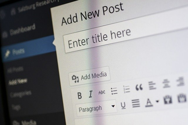 Why I Don't Use Page-Builders On Blog Posts