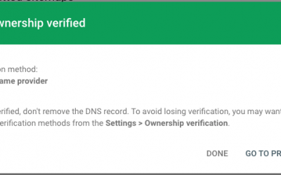 How to Verify Your Website in Google Search Console